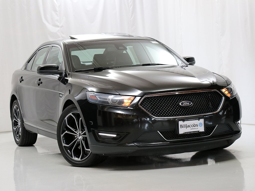 Pre-Owned 2013 Ford Taurus SHO