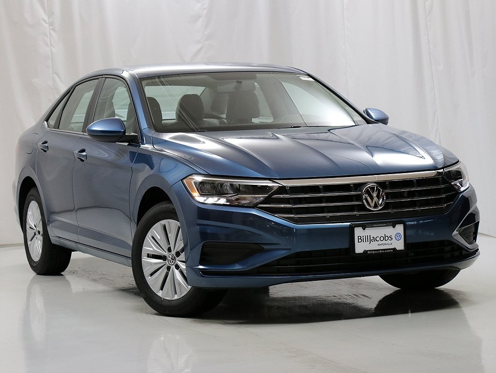 New 2019 Volkswagen Jetta 1 4t S 4d Sedan In Naperville