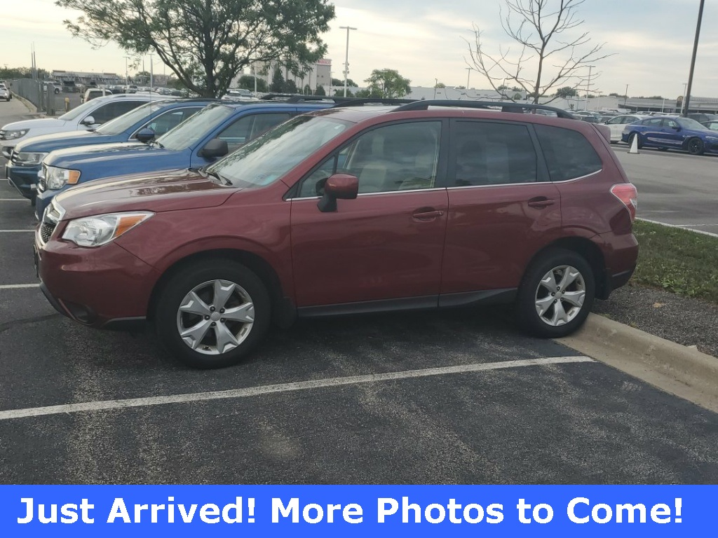 Pre-Owned 2014 Subaru Forester 2.5i Limited