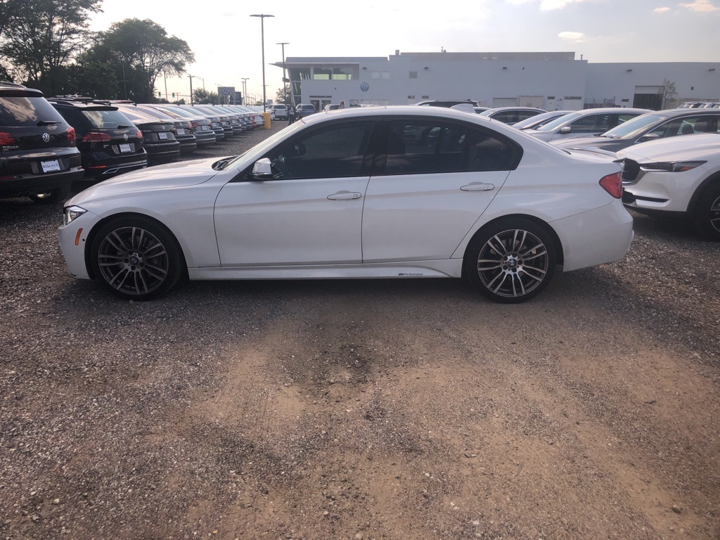 Pre-Owned 2013 BMW 3 Series 335i xDrive AWD