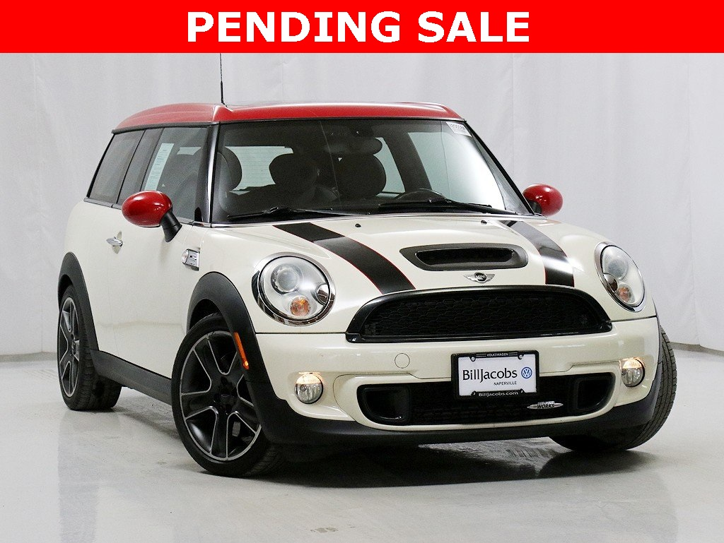 Pre-Owned 2012 MINI John Cooper Works Clubman