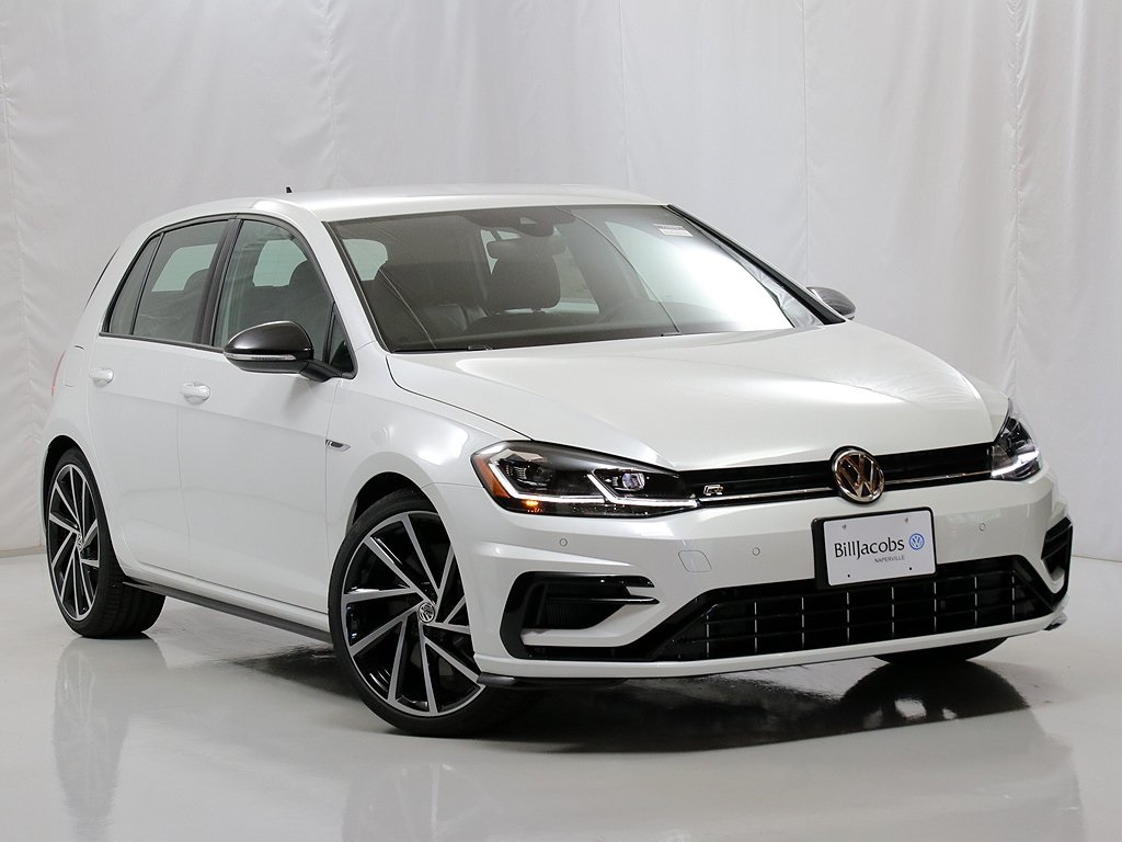 New 2019 Volkswagen Golf R Dcc Navigation 4motion 4d Hatchback In